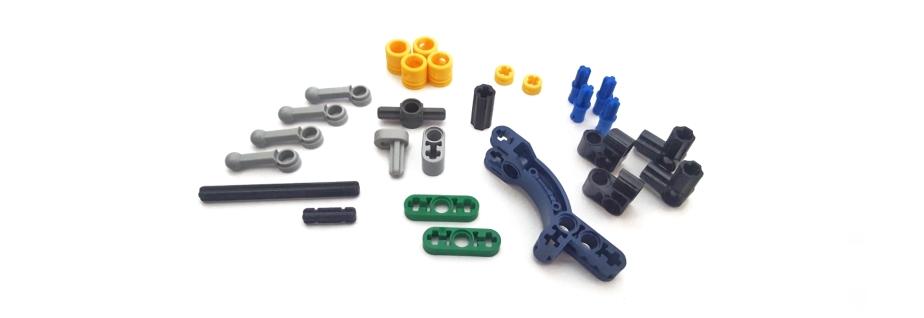Building Instructions Lego Technic Mastery